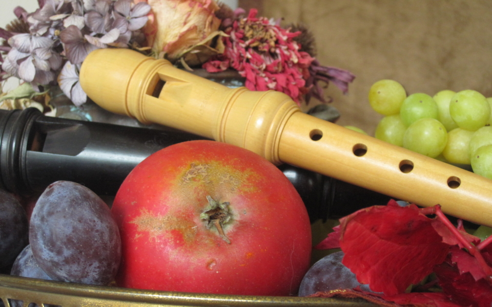 Blockflötenkonzert in Schauenburg-Hoof, Samstag, 26. Oktober, 17:30 Uhr